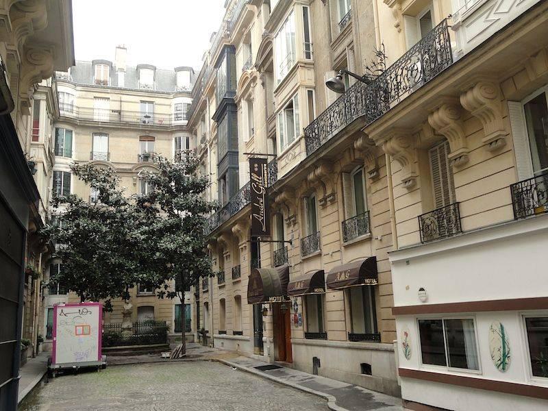 Hotel Andre Gill Paris